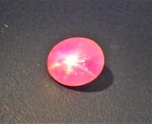 ピンク スターサファイアの画像